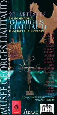 Hommage à Georges Liautaud - Exposition du 25 janvier au 25 février 2009