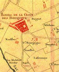 Habitations Bourgogne, d'Argout, Noailles