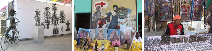 Exposition au Musée Georges Liautaud - Visite de sanctuaires - Foire de l'ADAAC