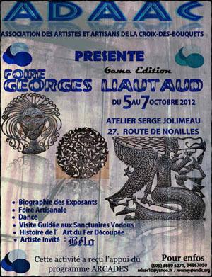 FOIRE 2012 - 6e Edition de la foire GEORGES LIAUTAUD